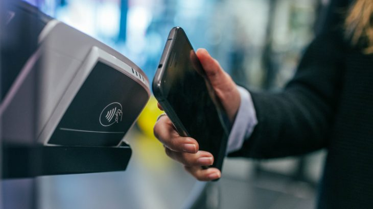Mobile NFC payment