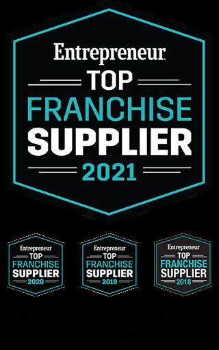 FPN is Ranked Top Franchise Supplier 2020, 2019, 2018